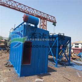 青岛铸造厂专用ZC144/4机械回转反吹布袋式除尘器