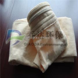 成都化工厂高温耐碱布袋,美塔斯针刺毡除尘滤袋