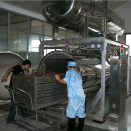 袋装熟肉制品电杀菌锅