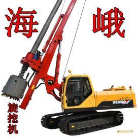 桩工工程 旋挖钻机 民房钻桩机械 厂家直销