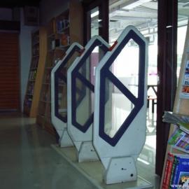 高校图书馆防盗安检仪 图书防盗系统