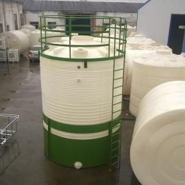 重庆消防水箱30吨/PE塑料水箱厂家