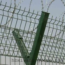 机场封闭网/机场护栏网 Y型柱防攀爬防护网