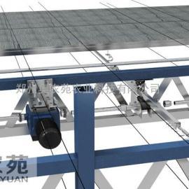 温室大棚电动外遮阳降温系统