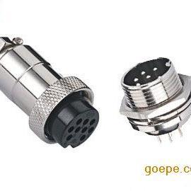 代替三和航空插头SCK-2508-p 8针