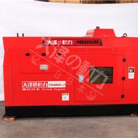 油田管道焊接400A静音柴油发电焊机厂家