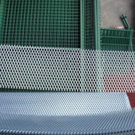 厂家直销金属板网 脚手架钢板网