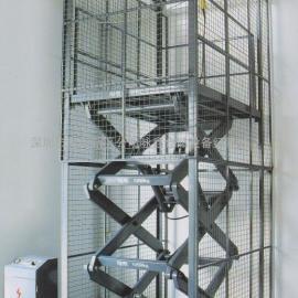 深圳固定式升降机维修,简易升降货梯维修保养