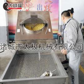 商场专用爆米花机价格 厂家直销报价精准现爆现卖效率高无死粒