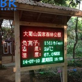 林业局、旅游景区、森林公园、环境监测站及气象站