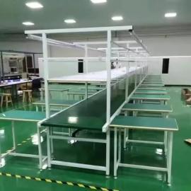珠海市流水线 pvc皮带流水线 工业流水线设备厂家设计生产