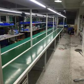 汕头电子装配流水线 生产线 组装拉 皮带线 包装线