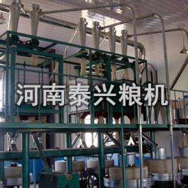 石磨面粉机-石磨面粉加工设备-石磨面粉机械