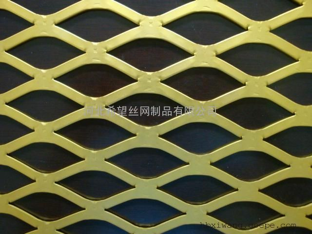 钢板网/镀锌钢板网/金属幕墙网