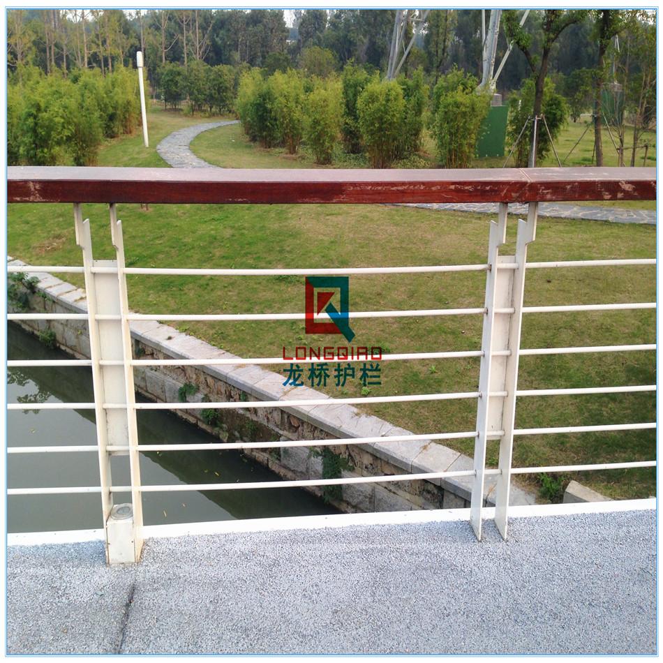 扬州公园河道护栏 扬州景观河道桥梁栏杆 龙桥专业制造
