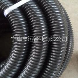 吸尘器软管环保设备通风管PU钢丝吸尘管
