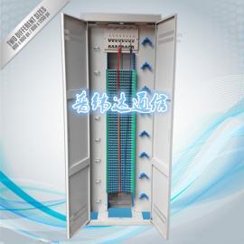 576芯ODF光纤配线柜――576芯ODF配线架厂家批发