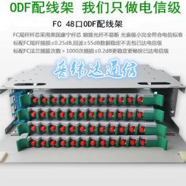 48芯19英寸ODF单元箱