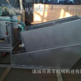 污水处理厂专用善丰叠螺污泥脱水机,不锈钢污泥脱水机