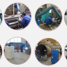 新疆乌鲁木齐移动式焊烟净化器 乌鲁木齐焊接烟尘净化器