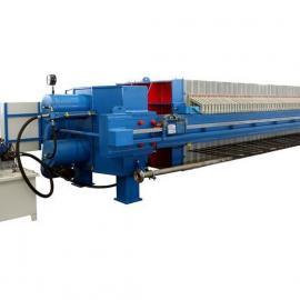 东龙厂家直销山东板框压滤机 石油化工压滤机 隔膜压滤机