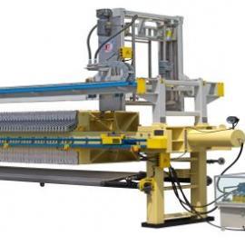 上海压滤机 隔膜压滤机 全自动拉板压滤机价格 东龙压滤机