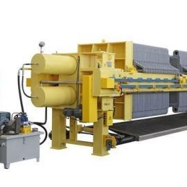 压滤机压紧方式 机械压紧型压滤机特点与原理 东龙压滤机