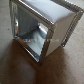 硅玻钛金A一级不燃软管/硅玻钛金不燃软接头