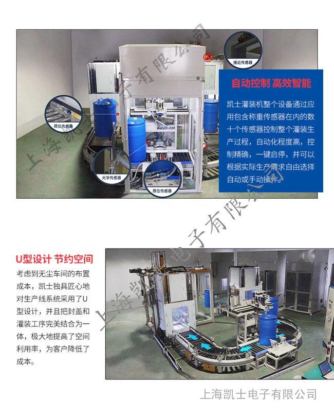 IBC吨桶灌装机,1000kg灌装机,200L吨桶灌装机
