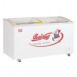 白雪冰箱SD/C-238F(H) 弧面玻璃冷藏柜