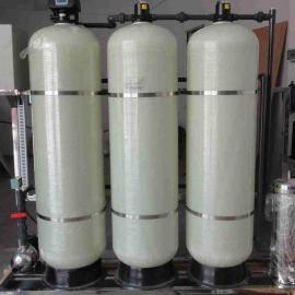 井水除铁锰净化过滤设备