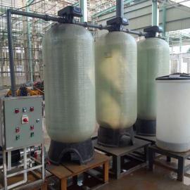 玻璃钢井水除铁除锰过滤器