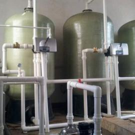 井水变黄除铁锰处理设备