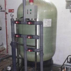 每小时15吨井水除铁除锰过滤器