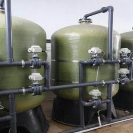 井水除铁除锰过滤器