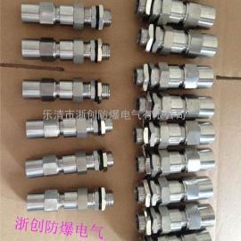 304不锈钢防爆电缆夹紧密封接头BDM-G3/4