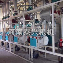 面粉加工设备-大型面粉机械-面粉机设备