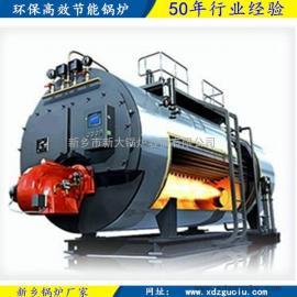 新乡2吨环保燃油燃气锅炉WNS2
