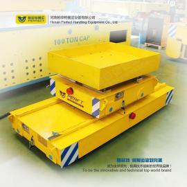 可定制重型agvT型轨道试验车 运输石膏板搬运车牵引平车