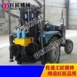 CJC200型拖拉机车载气动打井机