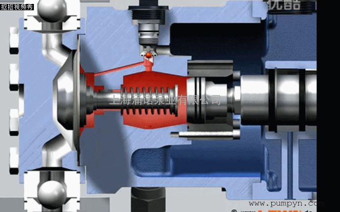 液压隔膜计量泵 液压计量泵 jym液压式计量泵