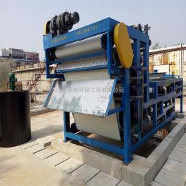 污泥脱干机械设备 泥浆脱水机 ――新型带式压滤机