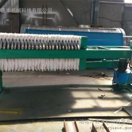化工冶炼污水处理板框压滤机/诸城善丰制造
