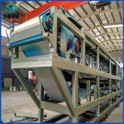 全国供应石料厂废水处理设备 真空带式过滤机SHDI 高效过滤