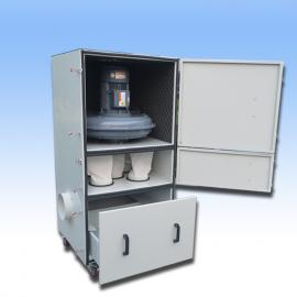 JC-1500-2布袋集尘机 工业粉尘吸尘器 车间环保除尘