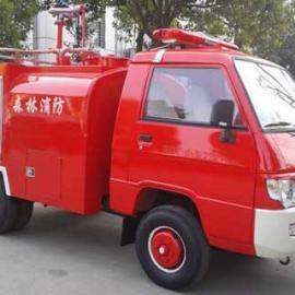 海口超小的福田小型消防救火车销售