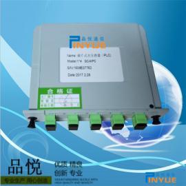 PLC光分路器产品详细介绍