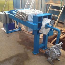 高效节能自动厢式压滤机、诸城善丰专业生产制造