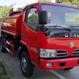 盐城国五标准装水5吨消防洒水车销售