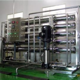 大河人家2T/H工业纯水设备;工业反渗透设备
